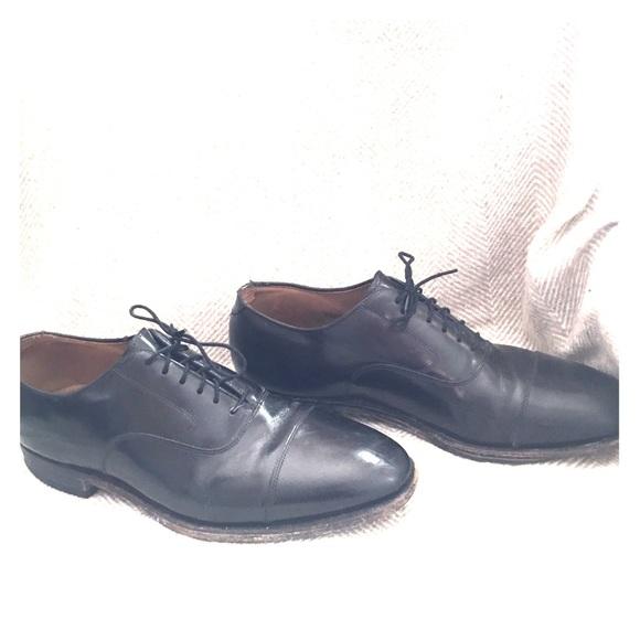 Johnston Murphy Shoes Johnston Murphy Black Dress Size 9 Poshmark